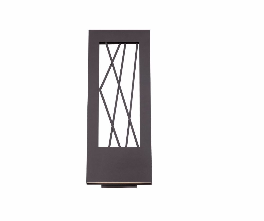 Murale Extérieure Modern Form Twilight WS-W5521-BZ