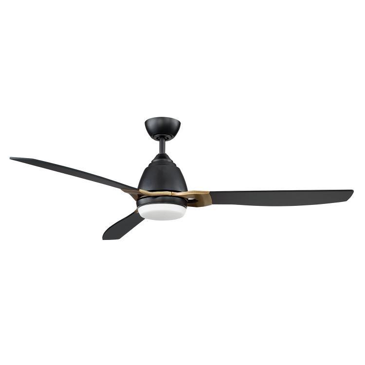 Ventilateur Kendal Eris AC21852-BLK-NAB