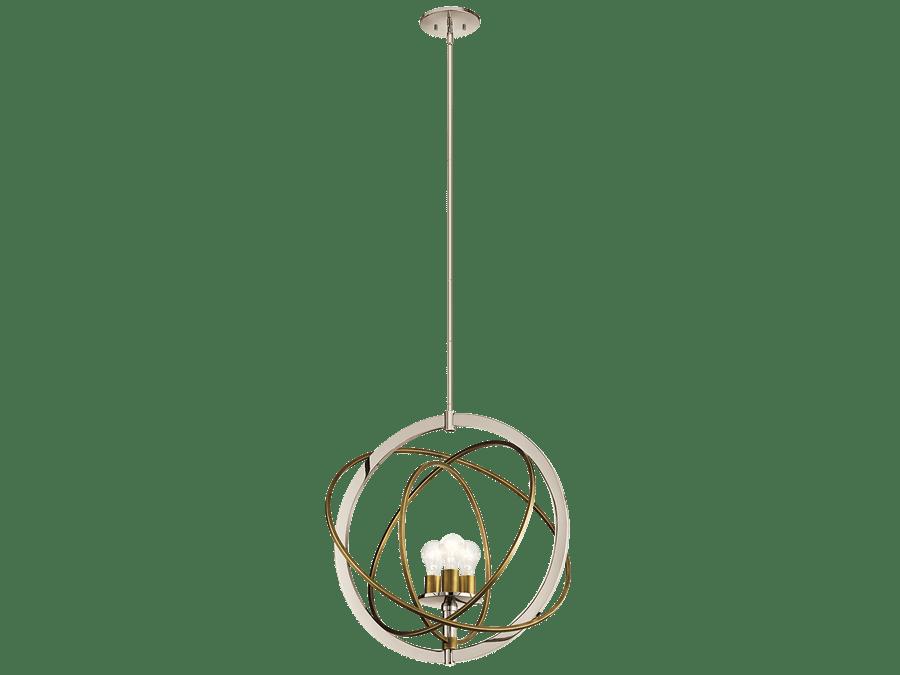 Suspension Kichler Ibis 44202PN