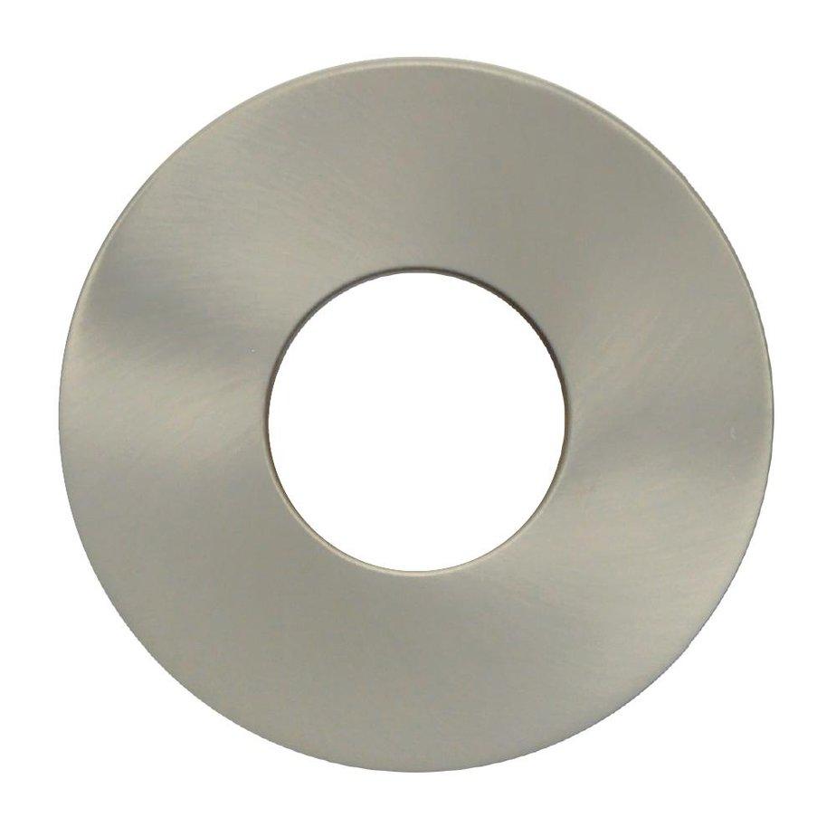 Finition Plate Standard 4″ Nickel Brossé 65437
