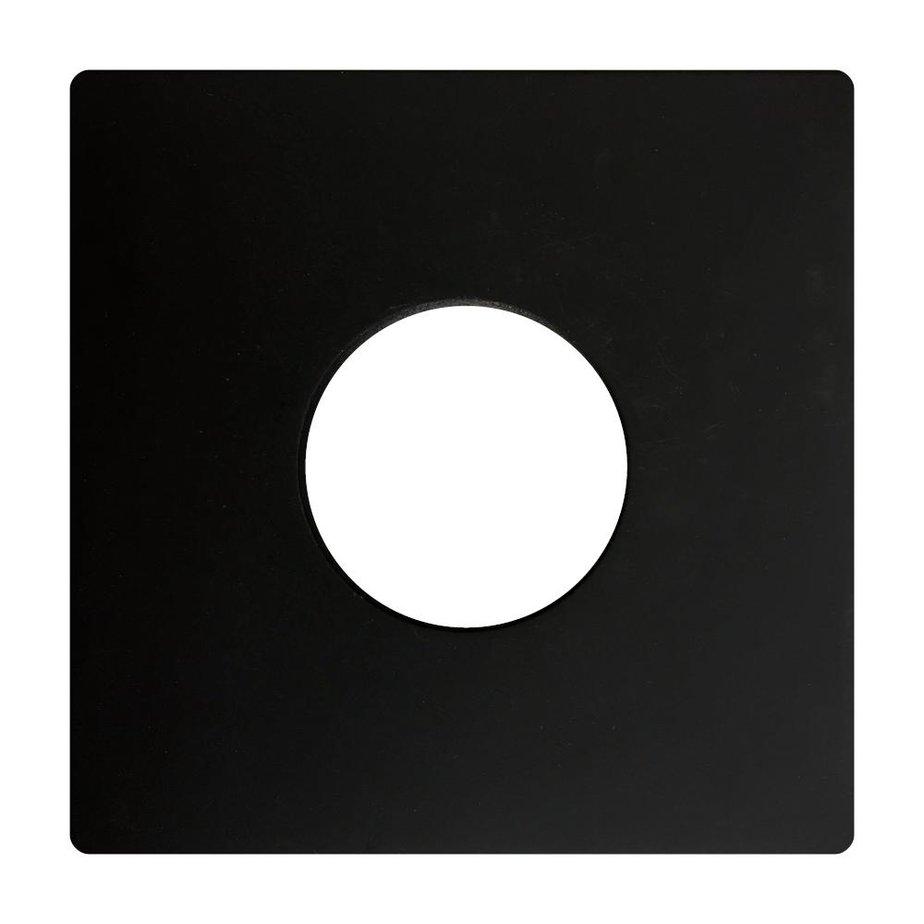 Finition Plate Standard 3″ Noir 66231