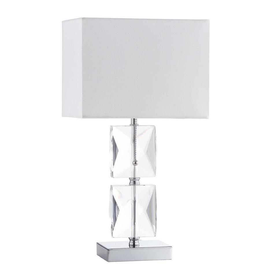 Lampe De Table En Cristal Incandescent,C96T-PC