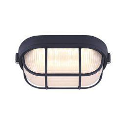 PLAFONNIER LED EXTERIEUR, SERIE-120, LOL386BK