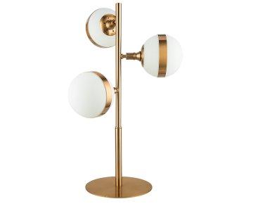 LAMPE DE TABLE, COLLECTION SATURN, SERIE-SIGNATURE M & M, 2491-33