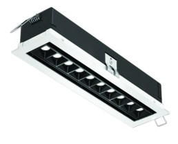 Luminaire Encastré MSL10G-3K-WH