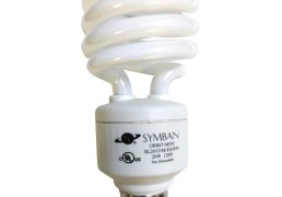 Ampoule Fluocompacte Orbit-Mini Symban E26/26W/5000K SL26-O-M-ES-50K