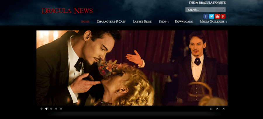 Dracula News