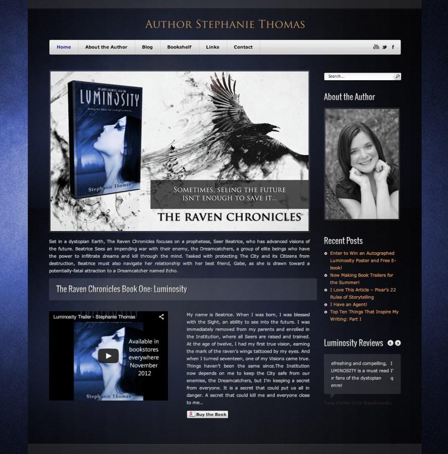 Stephane Thomas Books