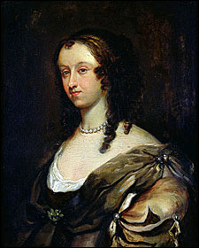Portrait of Aphra Behn by Mary Beale