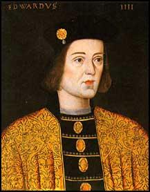 Portrait of Edward IV