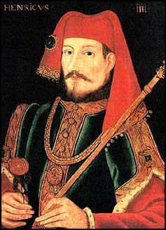 Portrait of Henry IV