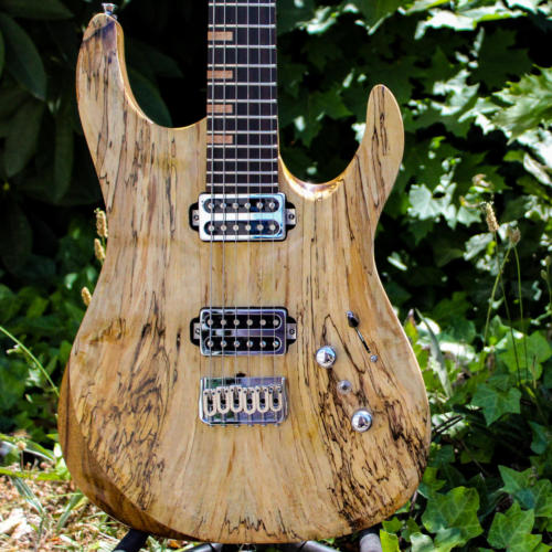 Stroker Ace Spalted Maple