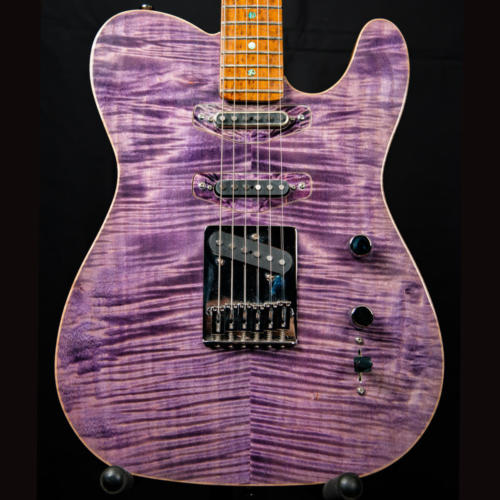 Centerline Custom Purple Flame