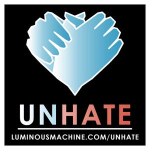 Unhate Logo