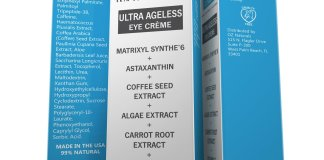 Oz Naturals Ultra Ageless Eye Cream