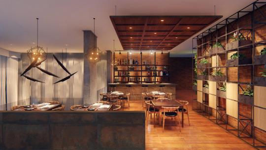 Rendering d 39 interni bellissimi lumion 3d italia for Boutique hotel definizione