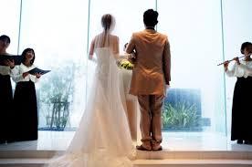 週末は結婚式