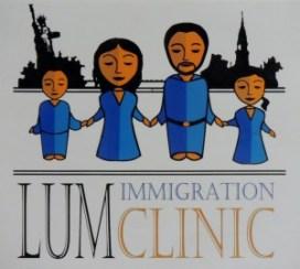 Immigration Clinic Logo IC