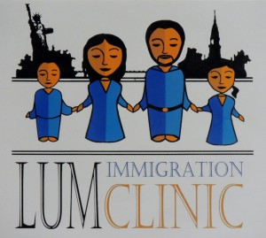 Immigration Clinic Logo IC