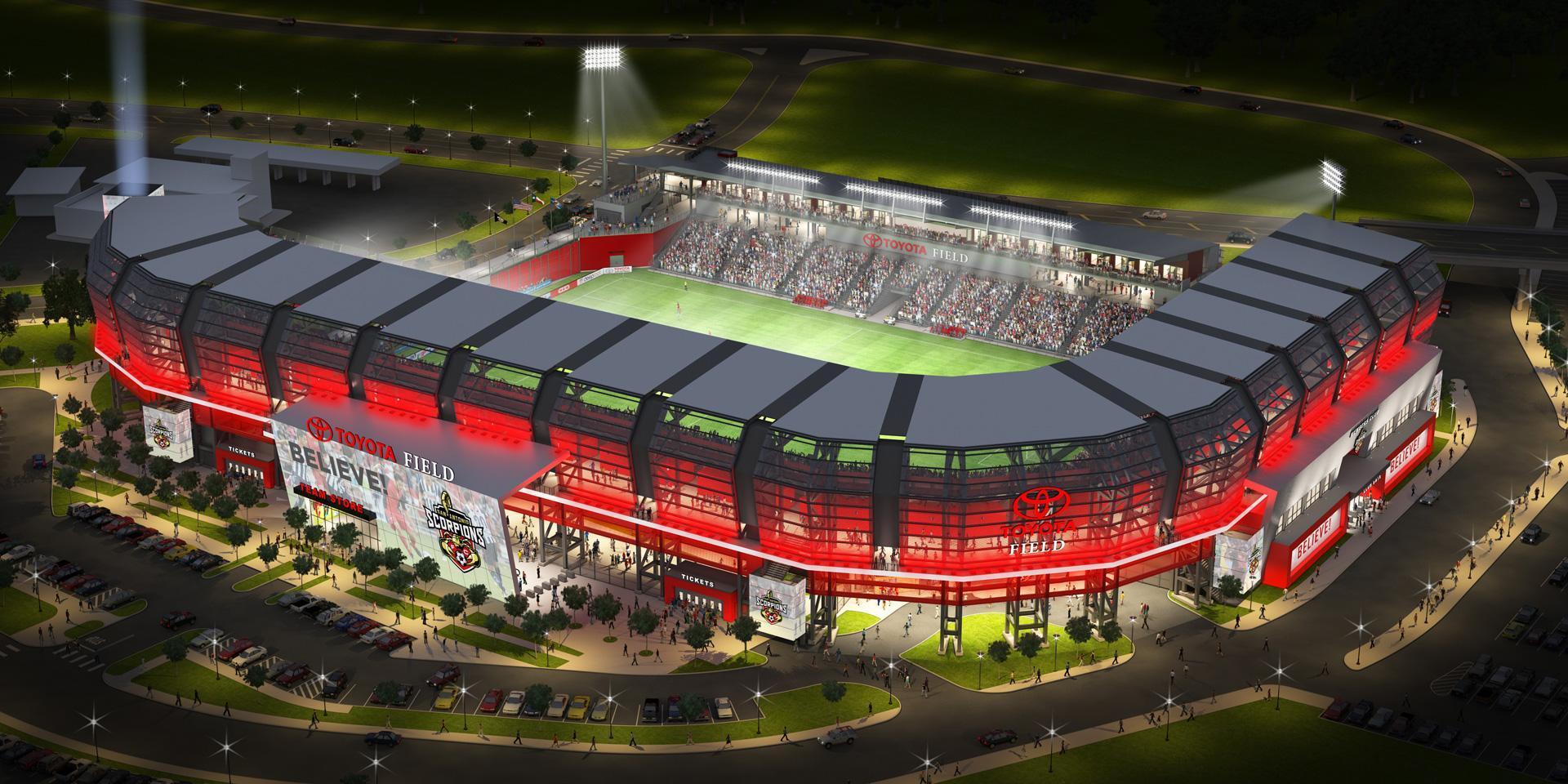 Stadium Concessions Companies