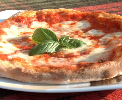 La Pizza Luna Blu a Parma