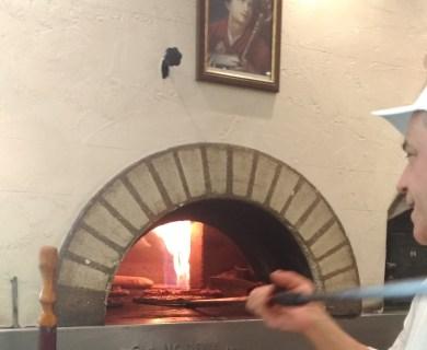 Pizzeria Forno a Legna Parma Luna Blu