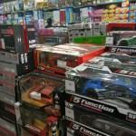 Tempat jual mainan murah Pasar Asemka