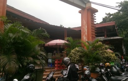 Pasar Taman Puring Tempat Jual Sepatu Murah