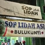 Sop Lidah Bulukunyi Makassar Asli Bulukunyi