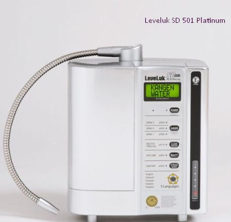 Mesin Kangen Water Leveluk 501 Platinum