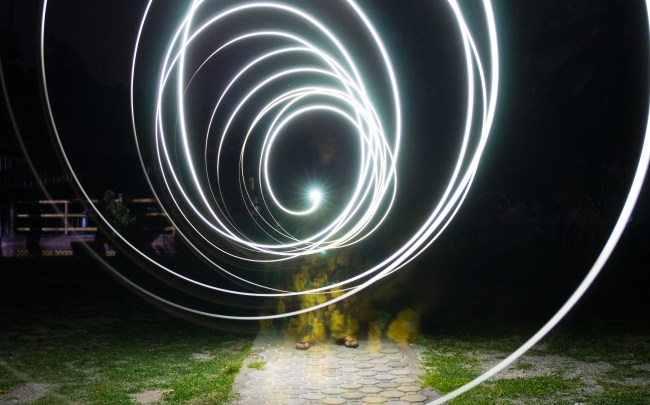 Long Exposure Time