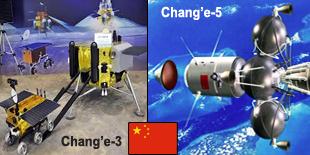 Chang'e-3 & 5