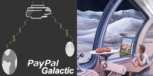 PayPal Galactic 2