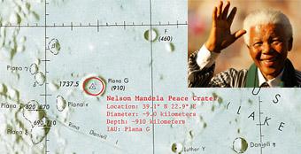 MandelaPeaceCrater