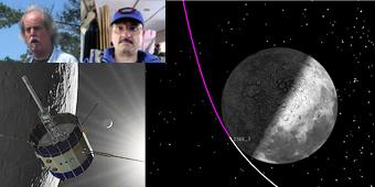 ISEE-3 Lunar Flyby