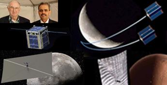 Lunar SS Cubesats