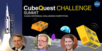 Cube Quest Challenge Summit 2015