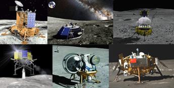 Moon Landers