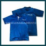 Hasil Produksi Dan Desain Polo Shirt PT. Adipura Jaya Bahan Lacoste Cotton