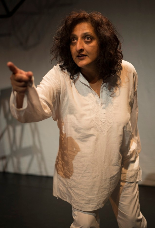 Annie George, Home is not the Place, Edinburgh Fringe 2017