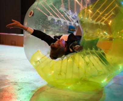 On Ice, Suzanne Grotenhuis, Upper Church, Summerhall, Edinburgh Fringe 2017, Copyright Lunaria Ltd.