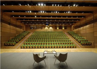 auditorium renzo piano