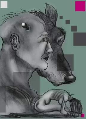 Burbonski, Homo homini lupus, 2010