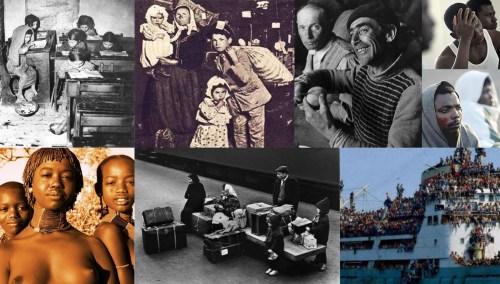 italians albanian african immigrants italiani brava gente