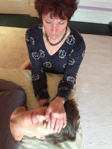Craniosacral Therapy - 10 Frontal and Occipital b