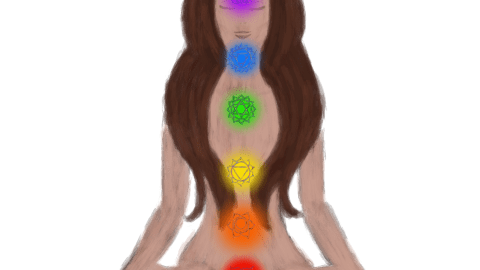 Chakra Balancing Visualisation Technique