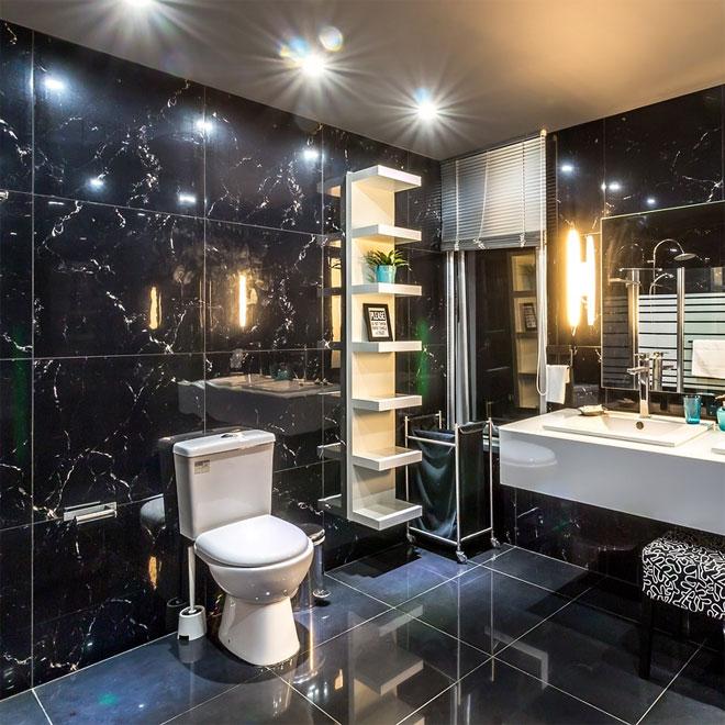 diy bathroom tile designs and ideas