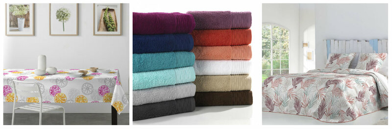 Textiles primaverales que darán un giro a tu casa