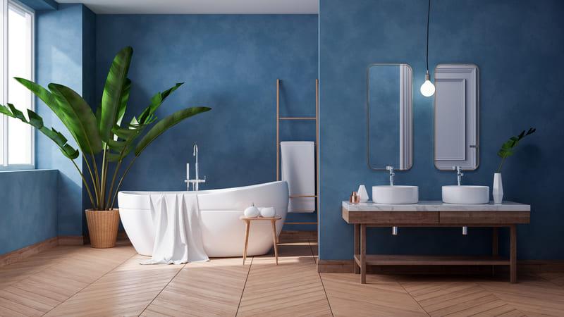 Aprende a decorar tu baño con estilo