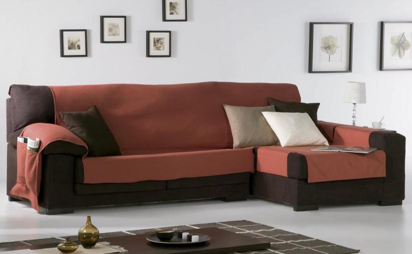 Fundas de sofá y renueva la imagen del salón